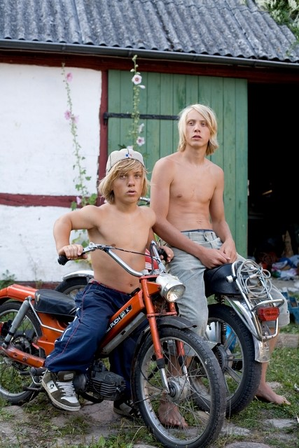 TWIN BROTHERS, 53 SCENES FROM A CHILDHOOD